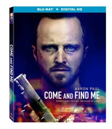 COME AND FIND ME arrives on Blu-ray, DVD and Digital HD January 17 9