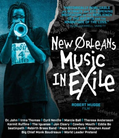 NEW ORLEANS: MUSIC IN EXILE 1