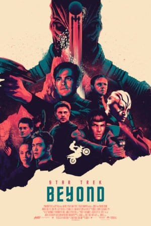 ENTER TO WIN A STAR TREK BEYOND MONDO print from AndersonVision! 1