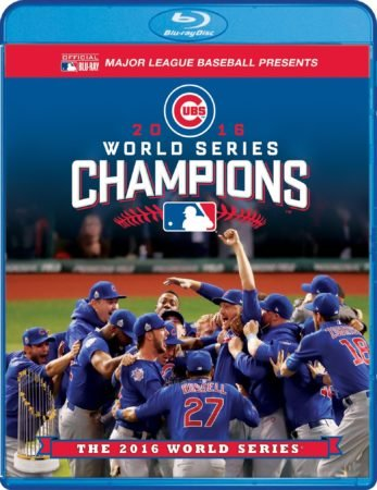 "Shout! Factory Home Ent: ""The 2016 World Series"" (The official film from MLB) debuts on DVD & Blu-ray this 12/6 and ""2016 World Series Collector's Edition: Chicago Cubs"" 8-Disc set on BD and DVD this December 13 3"