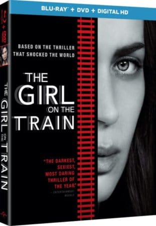 THE GIRL ON THE TRAIN: Starring Emily Blunt – Available on Digital HD January 3 and on Blu-ray and DVD January 17 11