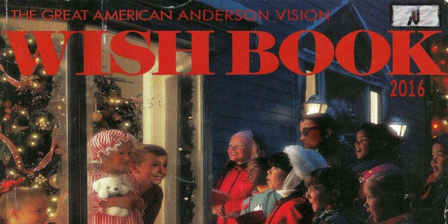 THE GREAT AMERICAN ANDERSONVISION WISHBOOK! 16