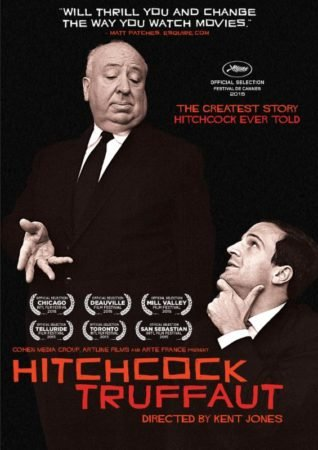 HITCHCOCK/TRUFFAUT Comes to Bluray from Universal Home Entertainment 1