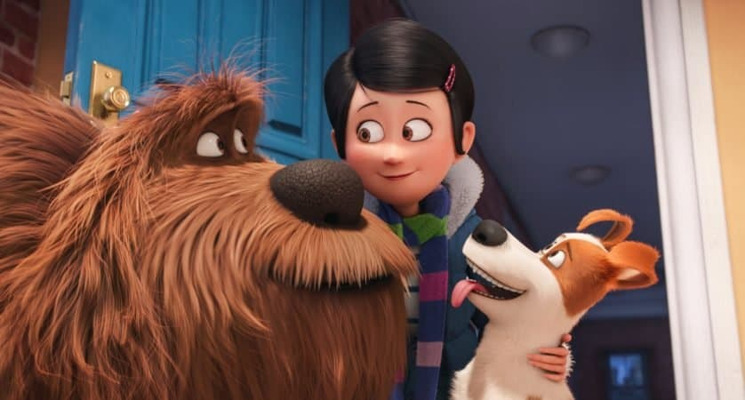 "Universal Unleashes ""PET & PLAY"" TRUCK TOUR IN NYC to Celebrate THE SECRET LIFE OF PETS on Blu-ray and DVD on December 6 1"