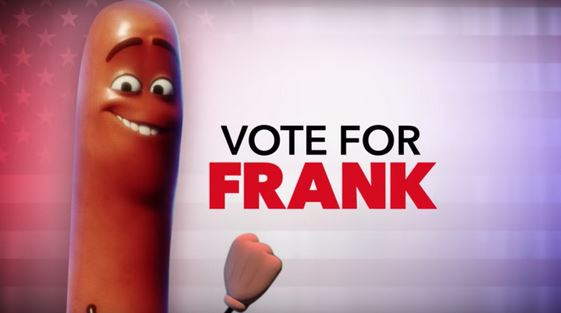 Vote for the Sausage Party on Digital Today! 9