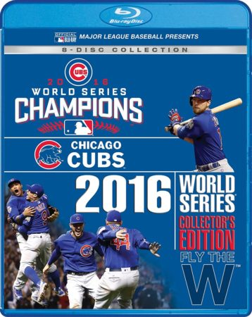 2016 WORLD SERIES COLLECTOR'S EDITION: CHICAGO CUBS 9