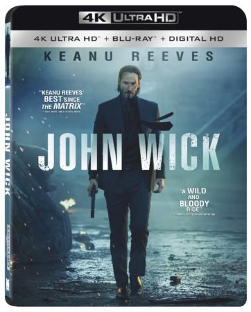 BLU/DVD/4K NEWS: John Wick, Nashville, American Pastoral, Edge of Seventeen, Jack Reacher: Never Go Back 3
