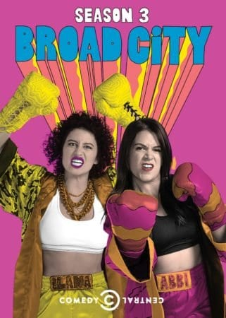 BROAD CITY: SEASON THREE 3
