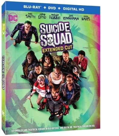 SUICIDE SQUAD: EXTENDED & THEATRICAL CUTS 1