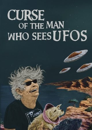 CURSE OF THE MAN WHO SEES UFOS 1