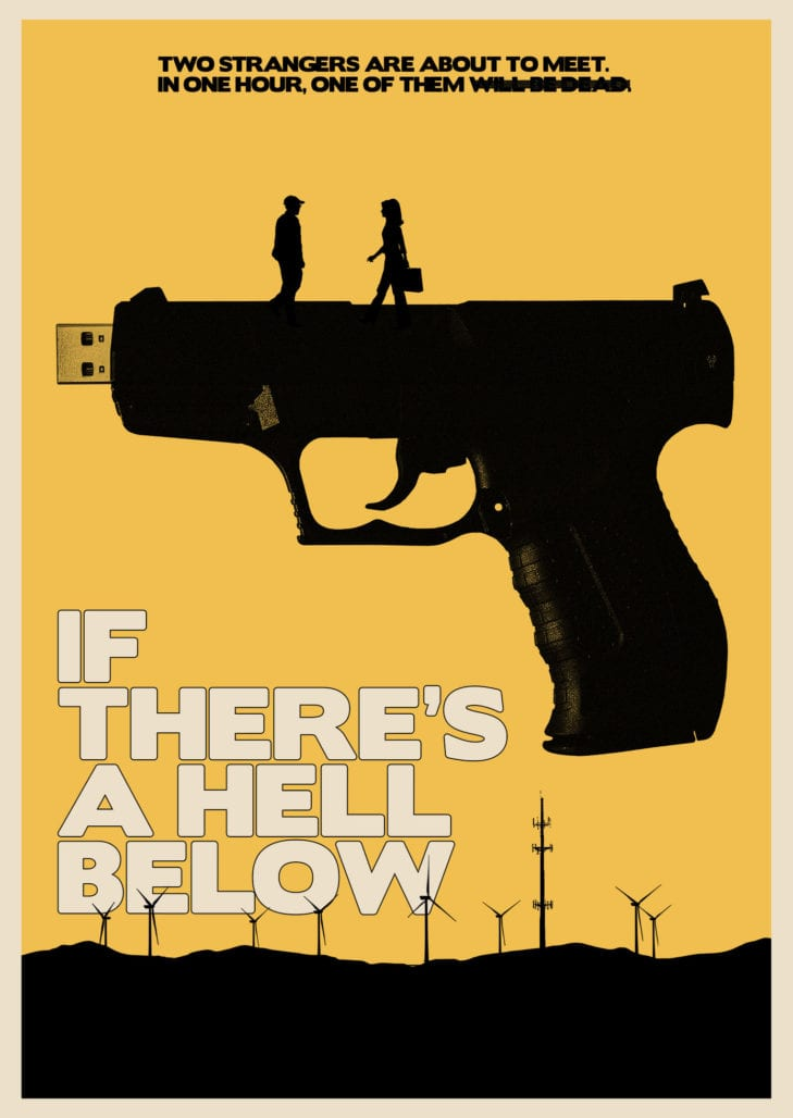 THE AV INTERVIEW:  Director Nathan Williams (If There's A Hell Below) 3