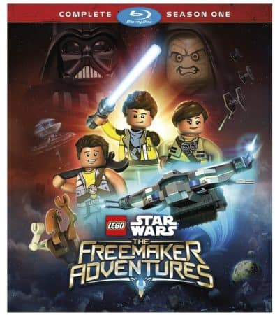 LEGO STAR WARS: THE FREEMAKER ADVENTURES - COMPLETE SEASON ONE 1