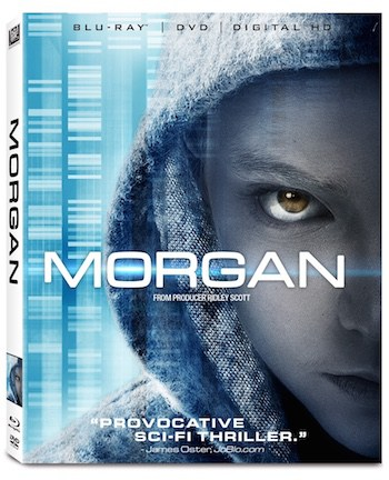 MORGAN IS COMING TO 4K UHD and BLU-RAY NEXT WEEK! HERE'S A CLIP! 7