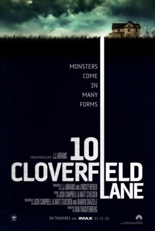 Top 25 of 2016: 15) 10 Cloverfield Lane 4