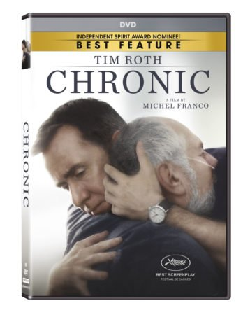CHRONIC arrives on DVD, Digital HD and On Demand February 28 5