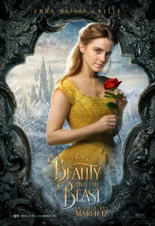 "Disney brings some motion posters for ""Beauty and the Beast"" 11"