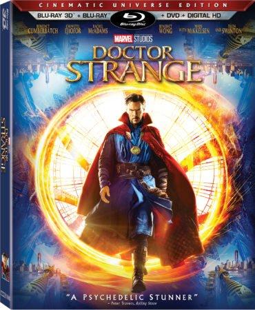 "MARVEL STUDIOS' ""DOCTOR STRANGE"" on Digital HD Feb. 14 and Blu-ray™ Feb. 28 12"