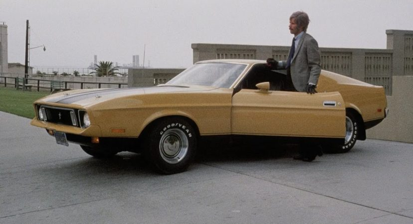 GONE IN 60 SECONDS (1974) 1
