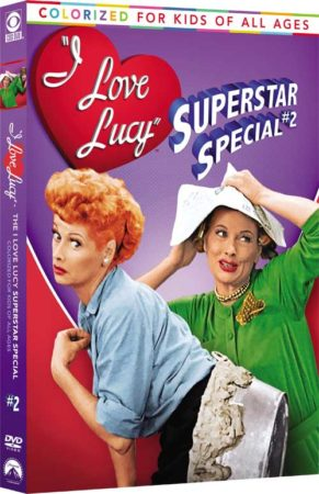 I LOVE LUCY: SUPERSTAR SPECIAL #2 5