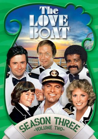 LOVE BOAT, THE: SEASON THREE - VOLUMES 1 & 2 3