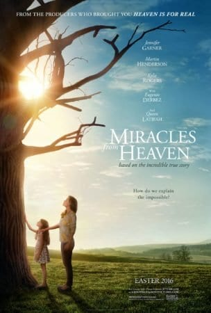 THE WORST OF 2016: 8) MIRACLES FROM HEAVEN 5