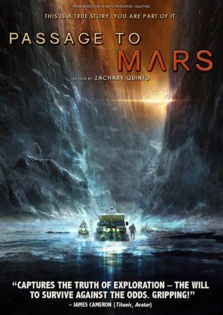 PASSAGE TO MARS 1