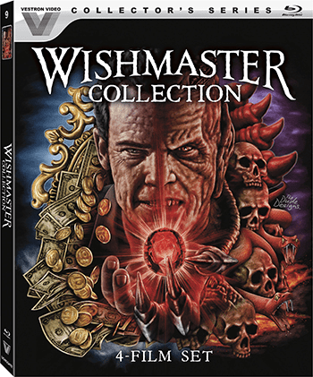 Vestron's Wishmaster Collection Arrives on Blu-ray 3/28 3
