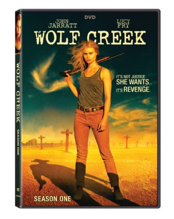 Wolf Creek Arrives on DVD 3/21 4