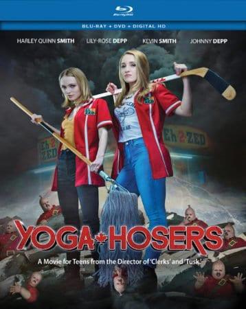YOGA HOSERS 5