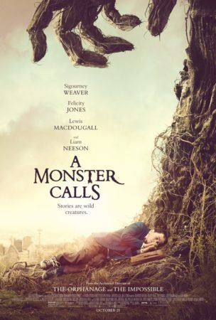 Top 25 of 2016: 4) A Monster Calls 1
