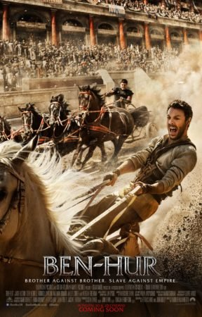 THE WORST OF 2016: 2) Ben-Hur (2016) 8