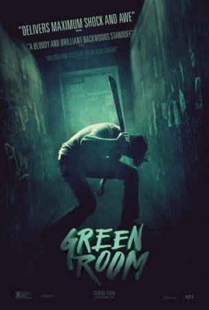 Top 25 of 2016: 8) Green Room 9