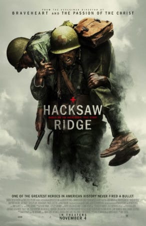 Top 25 of 2016: 19) Hacksaw Ridge 7