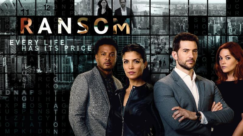 Episodes of eOne Suspense-Drama RANSOM, Airing on CBS, Are Now Available on iTunes, Amazon and Other Leading Digital Platforms 1