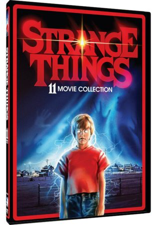 STRANGE THINGS - 11 MOVIE COLLECTION 5