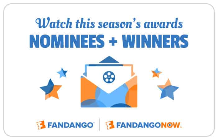AndersonVision wants you to Fandango on Valentine's Day! WIN AN AWARDS SEASON GIFT CARD! 1