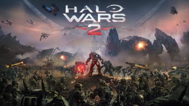 CHECK OUT THESE HALO WARS 2 EXCLUSIVE PRINTS! FIND OUT HOW TO SNAG THEM! 1