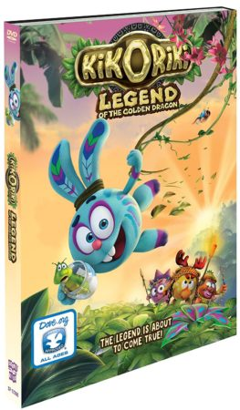 KIKORIKI: LEGEND OF THE GOLDEN DRAGON 1