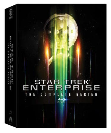 STAR TREK ENTERPRISE: THE COMPLETE SERIES 1