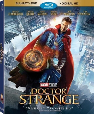 DOCTOR STRANGE HITS BLU-RAY TODAY! 5