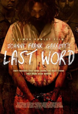 Simon Rumley's JOHNNY FRANK GARRETT'S LAST WORD comes to VOD 3/14. Here's the trailer! 5