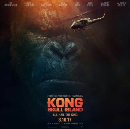 KONG: SKULL ISLAND Advance Tickets & Featurette with Tom Hiddleston 9