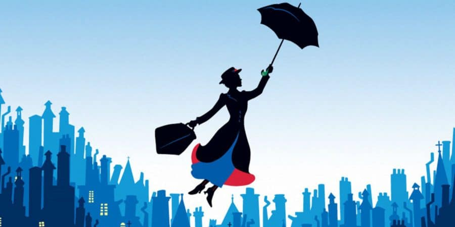 "Production Begins on ""Mary Poppins Returns"" 9"