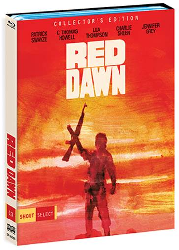 RED DAWN Collector's Edition Blu-ray debuts on home entertainment shelves March 14. 10