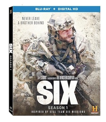 HISTORY® Network's SIX™ arrives on Blu-ray™ (plus Digital HD) and DVD March 14 from Lionsgate 3