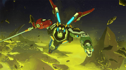 DreamWorks Animation Television and Netflix Release DreamWorks Voltron Legendary Defender Season 2 Clip 13