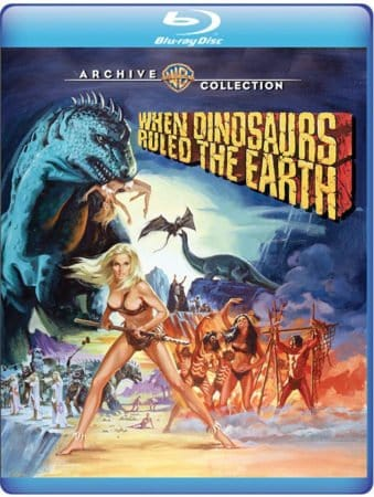 WHEN DINOSAURS RULED THE EARTH 1