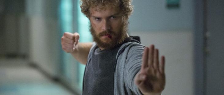 Iron Fist header Marvel Netflix