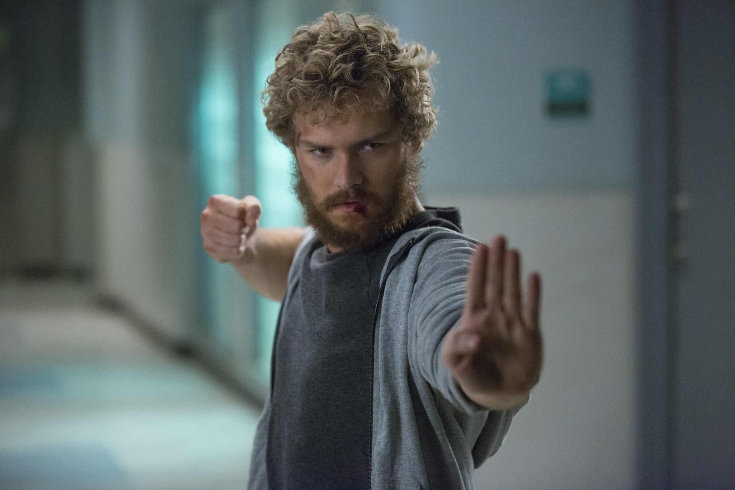 Iron Fist header Marvel Netflix