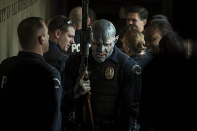 The First Ever Orc Joins The South Central LA Police Force 5